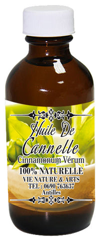 Huile Cannelle 60ml