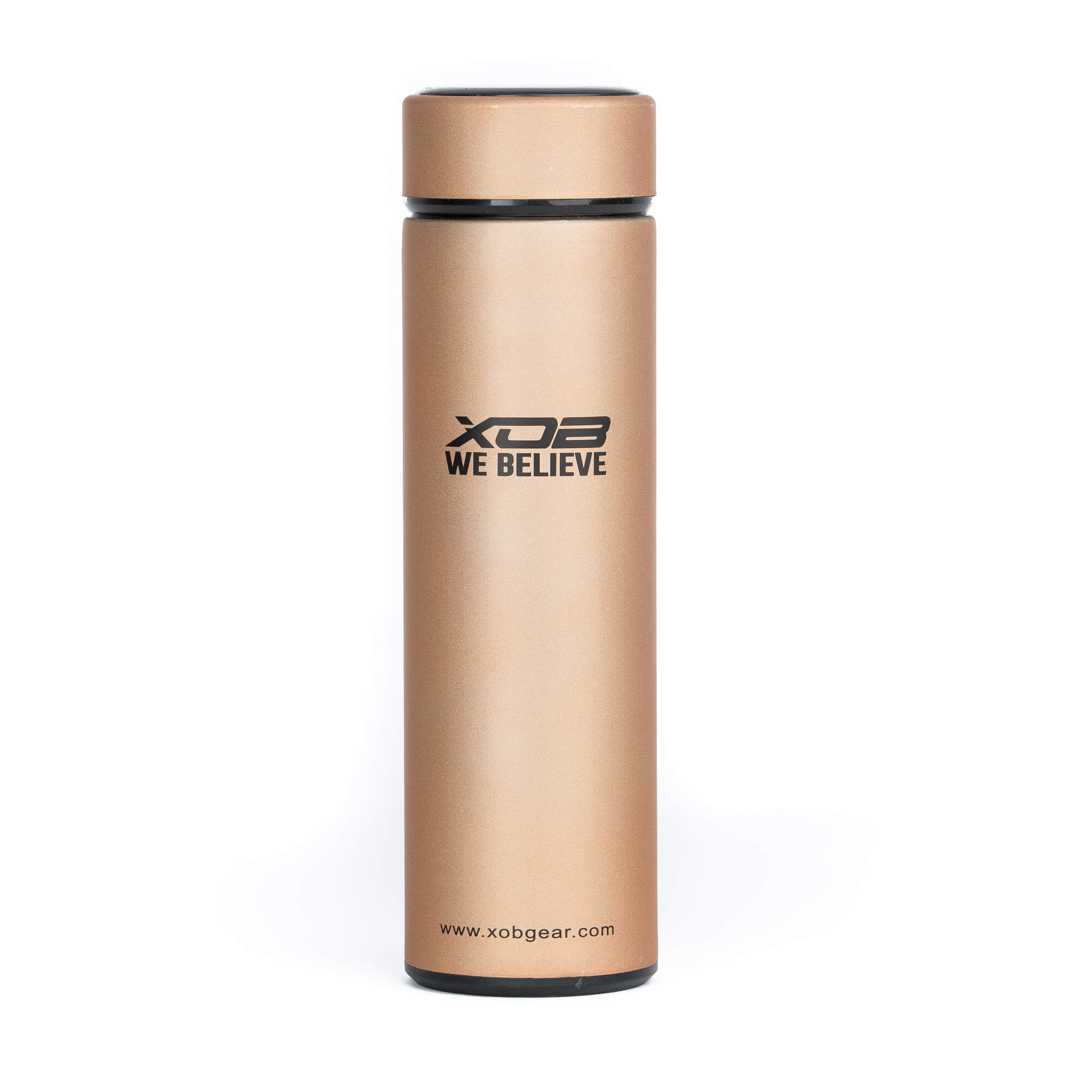 XOB Thermal Insulation Cup - Bronze & Black