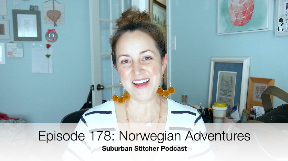 Episode 178:  Norwegian Adventures