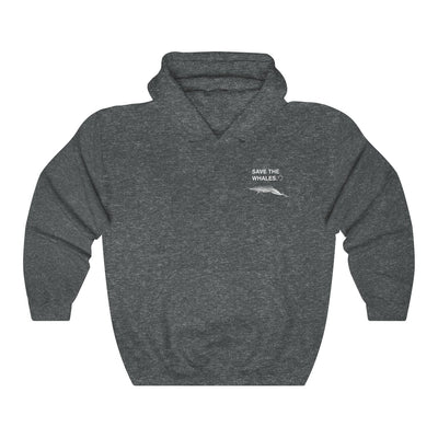 Whale Two Unisex Heavy Blend™ Hooded Sweatshirt