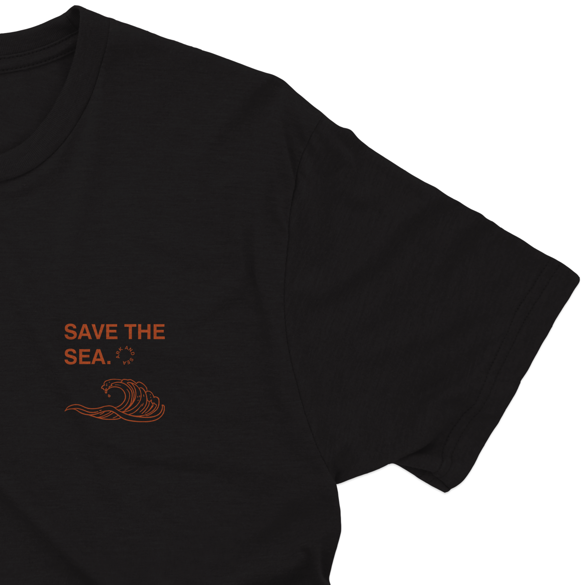 Sea Four Cotton Tee Unisex