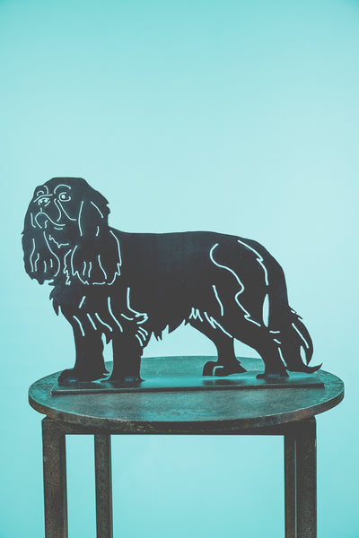 Dog Sculpture Cocker Spaniel