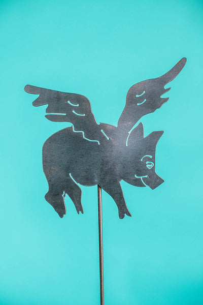 Flying Pig Pole