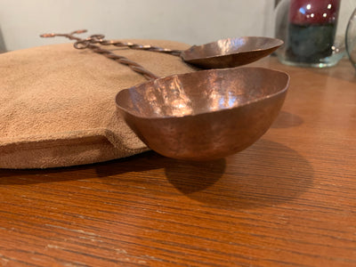 Copper Spoon Creation