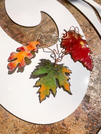 Fall Leaves Class
