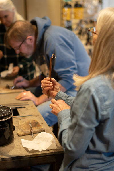 Young Adults Intermediate Metalsmithing