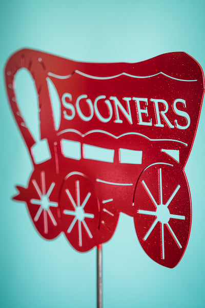 Sooner Wagon Pole