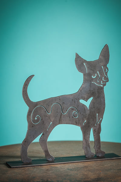 Dog Sculpture Chihuahua