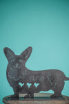 Dog Sculpture Corgi