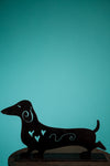 Dog Sculpture Dachshund