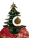 Christmas Tree w/ Ornament