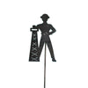 Golden Driller Pole