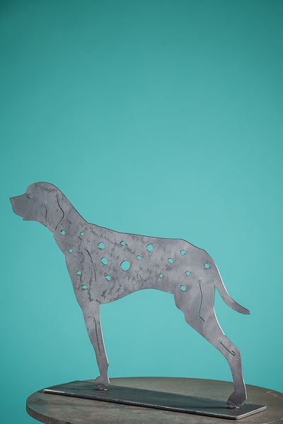 Dog Sculpture Dalmation