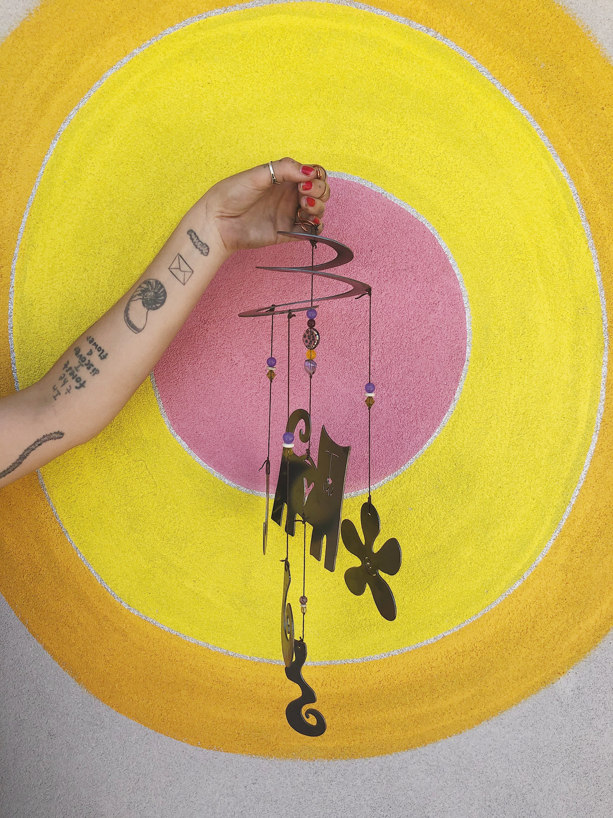 Create-Your-Own Windchime Kit