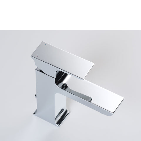 Stufurhome Adler Single Hole Faucet in Chrome