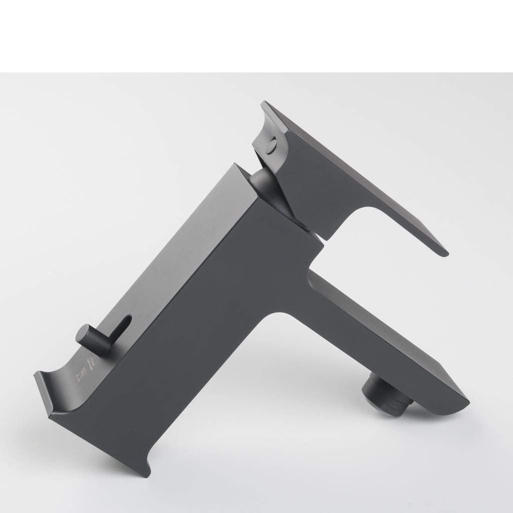 Stufurhome Adler Single Hole Faucet in Matte Black