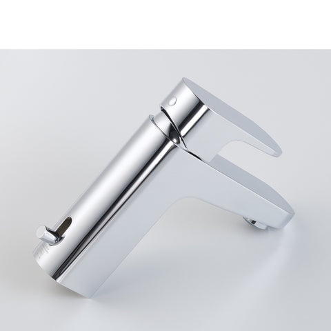 Stufurhome Jackson Single Hole Faucet in Chrome
