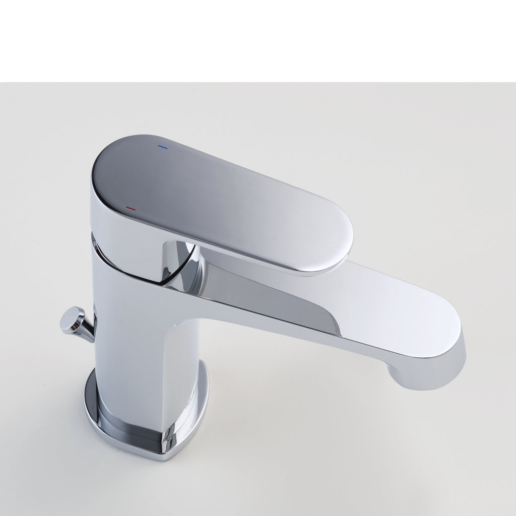 Stufurhome Devon Single Hole Faucet in Chrome