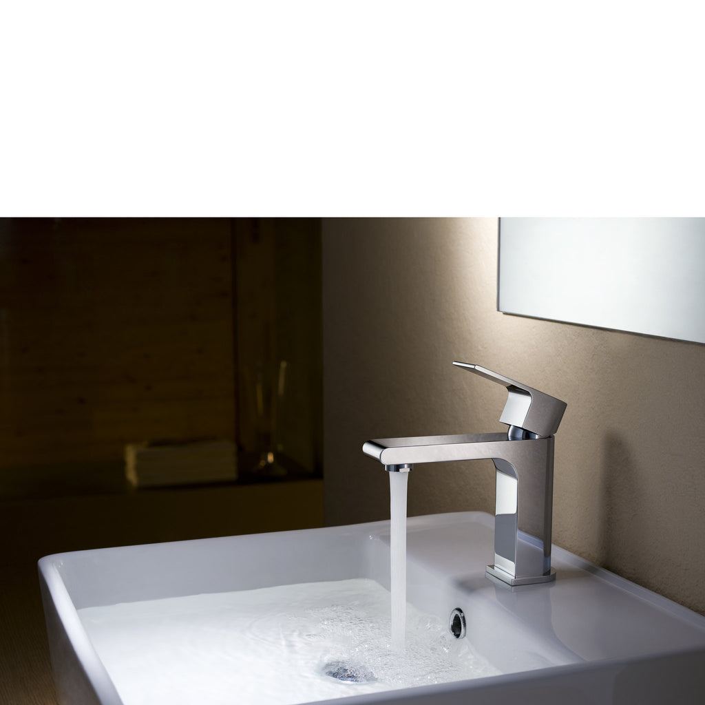 Stufurhome Monty Single Hole Faucet in Chrome