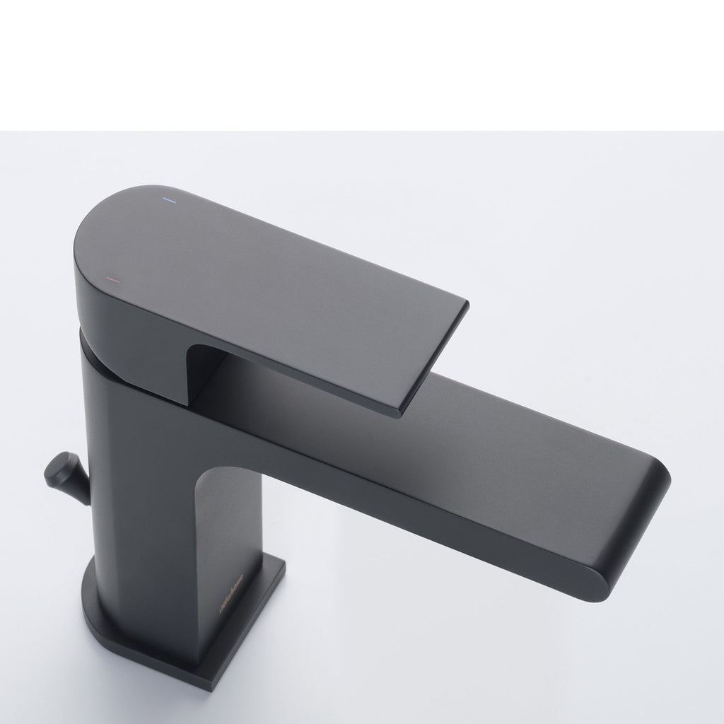 Stufurhome Monty Single Hole Faucet in Matte Black