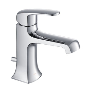 Stufurhome Ella Single Hole Faucet in Chrome