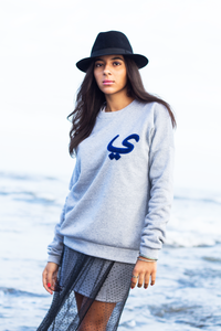 Yâa Cotton-Blend Jersey Sweatshirt