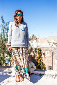 Fâa Cotton-Blend Jersey Sweatshirt