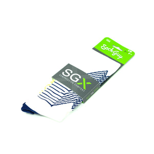 Pedalers Fork SGX Compression Sock from SockGuy