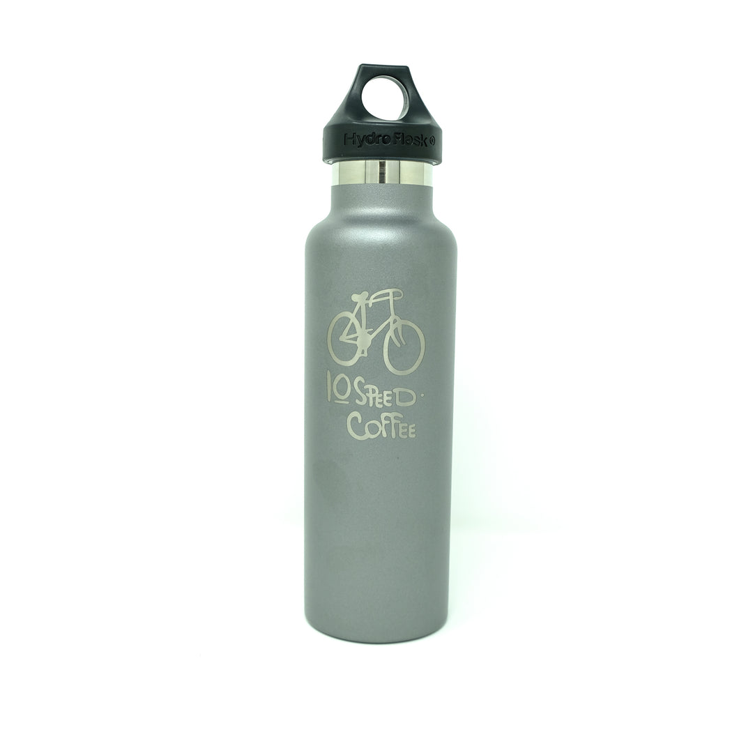 10 Speed Coffee Hydroflask - Grey (21oz.)