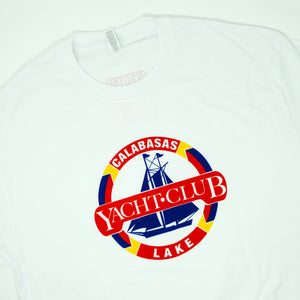 Yacht Club - Calabasas Lake (t-shirt)