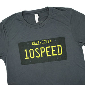 10 Speed California (t-shirt)