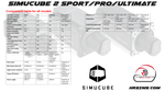 Simucube 2 Ultimate R2