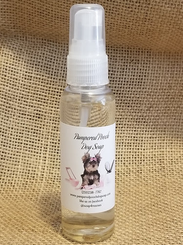 Pampered Pooch Pup Perfume