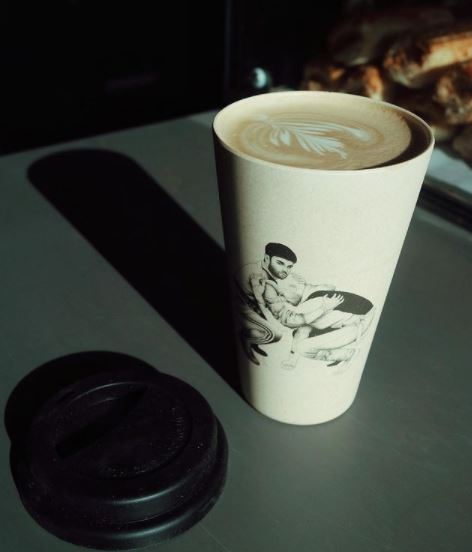 Limited Edition - Pieta Reusable Coffee Cup