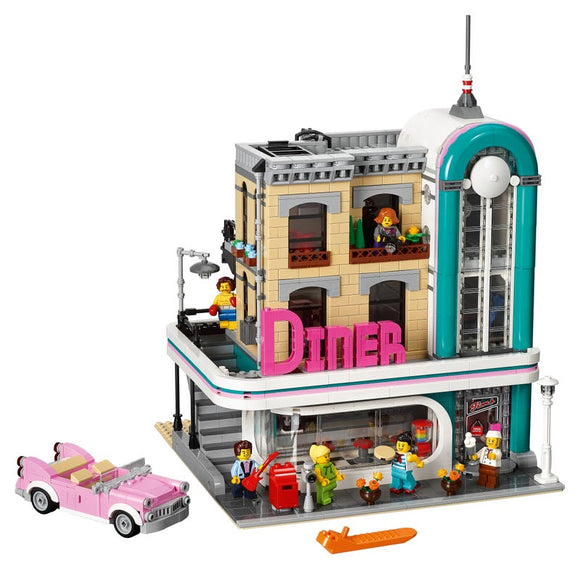 Downtown Diner - Puzzlicious.com