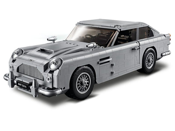 James Bond Aston Martin DB5 - Puzzlicious.com