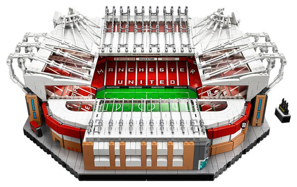 Old Trafford - Manchester United - Puzzlicious.com