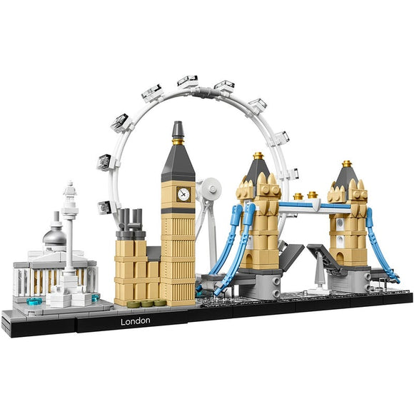 London Skyline Architectural Model Set - Puzzlicious.com