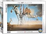 Dali's The Temptation of St. Anthony 1000 Piece Puzzle - Quick Ship - Puzzlicious.com