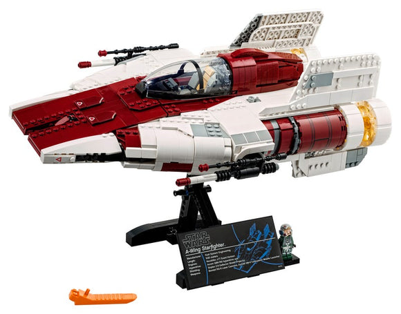A-wing Starfighter - Puzzlicious.com