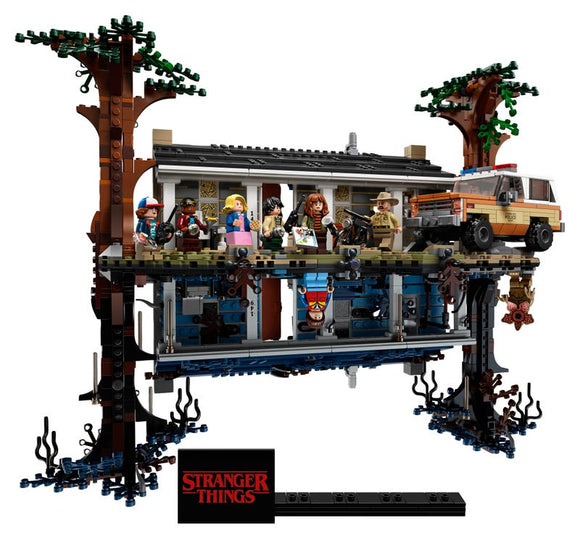 Stranger Things: The Upside Down - Puzzlicious.com