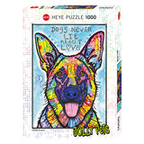 Jolly Pets: Dogs Never Lie 1000 Piece Puzzle - Quick Ship - Puzzlicious.com