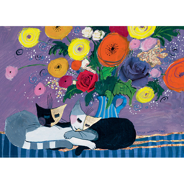 Wachtmeister's Sleep Well 1000 Piece Puzzle - Quick Ship - Puzzlicious.com