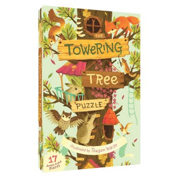 The Towering Tree Puzzle - Quick Ship - Puzzlicious.com
