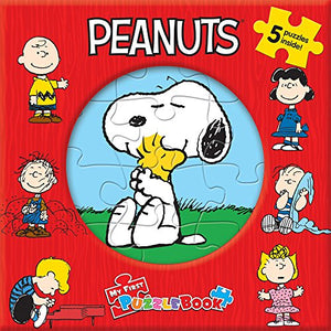 Peanuts: My First Puzzle Book - Quick Ship