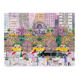 Michael Storrings Spring On Park Avenue 1000 Piece Puzzle - Quick Ship - Puzzlicious.com