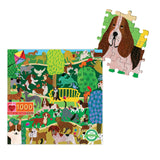 Dogs in the Park 1000 Piece Puzzle - Quick Ship - Puzzlicious.com