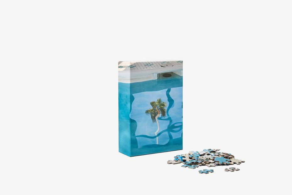Puzzle In Puzzle - Pool 500 Piece Puzzle - Quick Ship - Puzzlicious.com