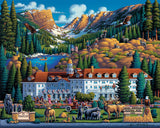 Rocky Mountain National Park 500 Piece Puzzle - Quick Ship