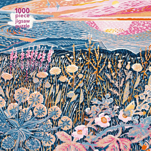 Annie Soudain: Midsummer Morning 1000 Piece Jigsaw Puzzle - Quick Ship - Puzzlicious.com